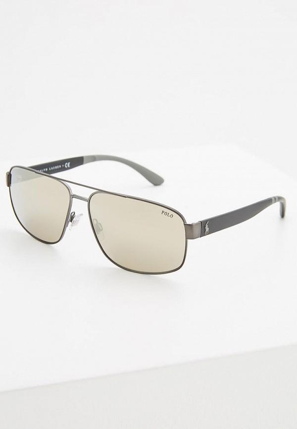 Очки солнцезащитные Polo Ralph Lauren Polo Ralph Lauren PO006DMZAY75 очки солнцезащитные polo ralph lauren polo ralph lauren po006dmote27