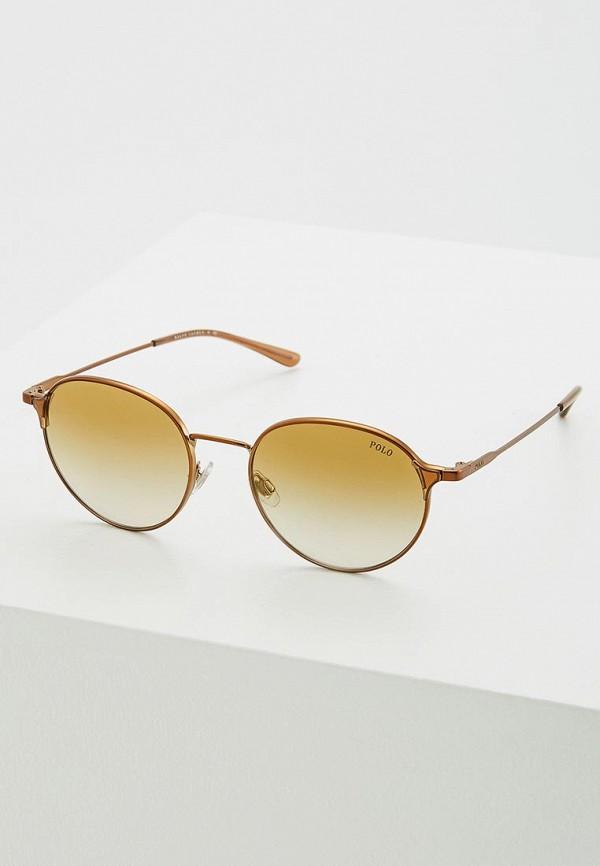 Очки солнцезащитные Polo Ralph Lauren Polo Ralph Lauren PO006DWZAY63 очки солнцезащитные polo ralph lauren polo ralph lauren po006dmote27