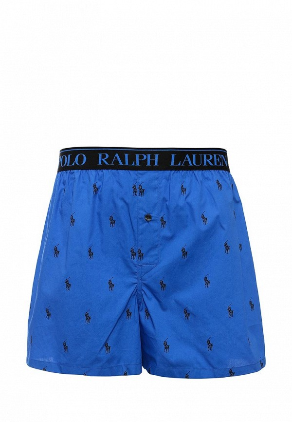 Мужские синие трусы Polo Ralph Lauren