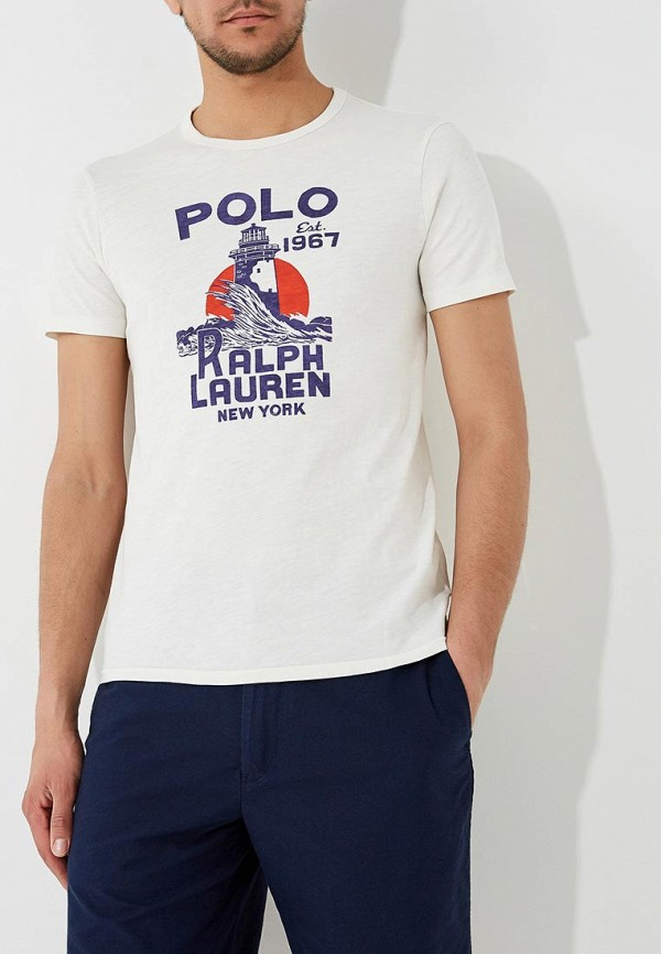 Футболка Polo Ralph Lauren Polo Ralph Lauren PO006EMYYY36