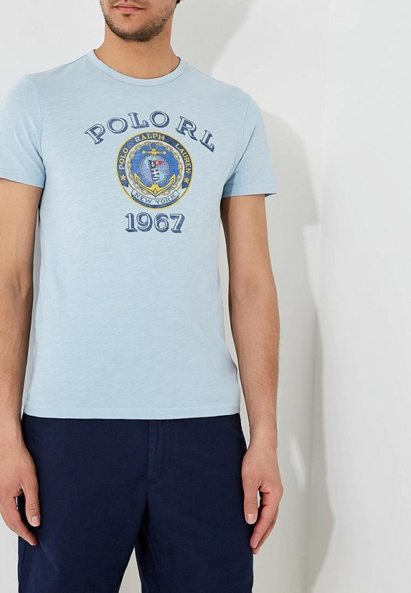 Фото Футболка Polo Ralph Lauren. Купить с доставкой