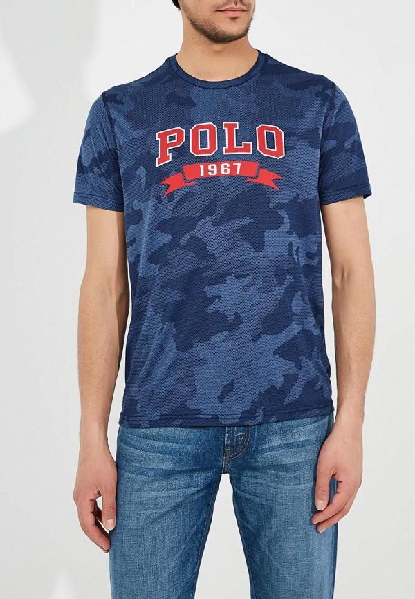 Футболка Polo Ralph Lauren Polo Ralph Lauren PO006EMYYY41 футболка polo ralph lauren polo ralph lauren po006emuin46