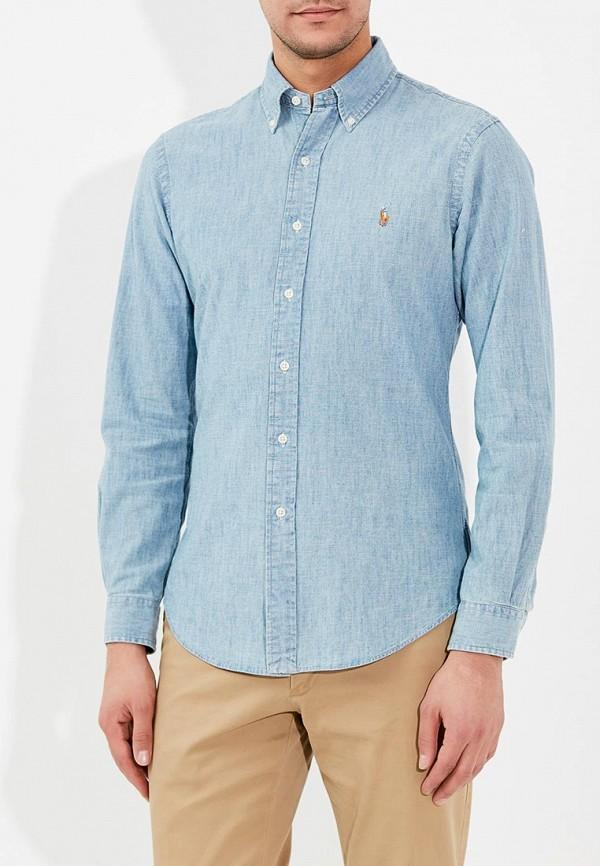 Рубашка джинсовая Polo Ralph Lauren Polo Ralph Lauren PO006EMYZA82 рубашки pierre lauren рубашка