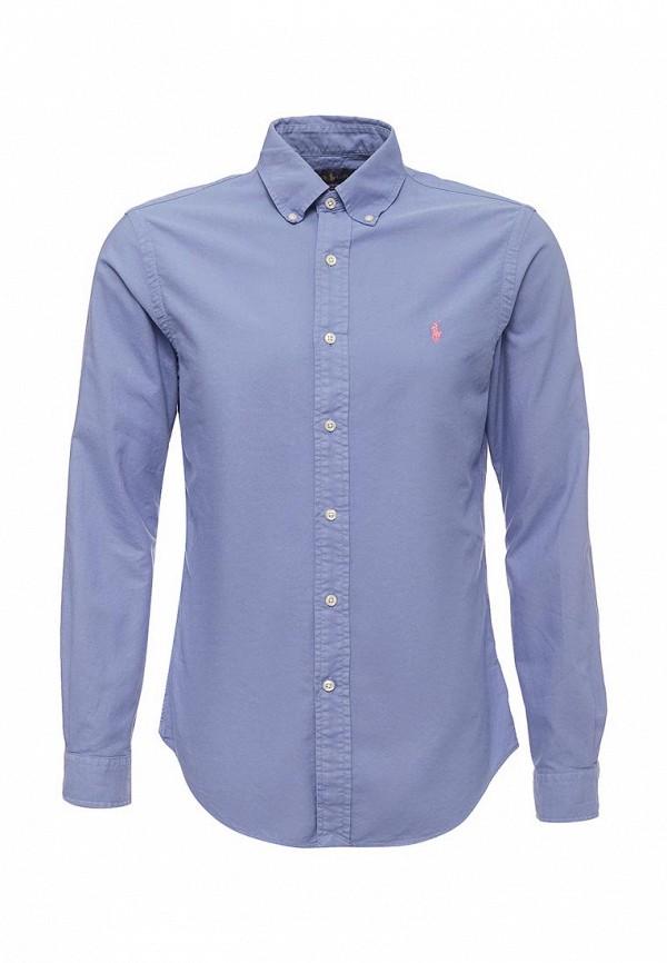 Рубашка Polo Ralph Lauren Polo Ralph Lauren PO006EMYZA83 дерби aldo brue голубой
