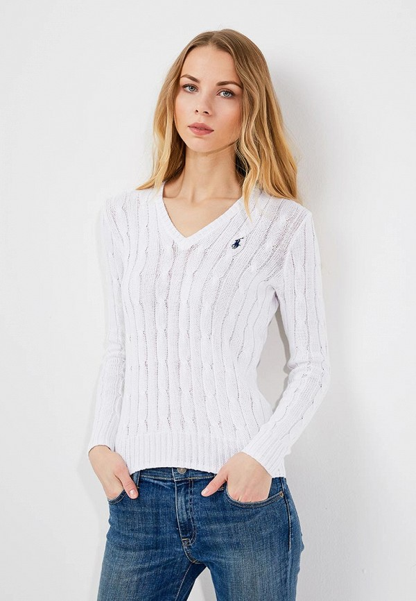 Пуловер Polo Ralph Lauren Polo Ralph Lauren PO006EWUIK24 духи ralph lauren polo red blue black