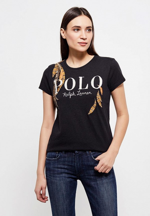 Футболка Polo Ralph Lauren Polo Ralph Lauren PO006EWUIL60 футболка polo ralph lauren polo ralph lauren po006emuin46