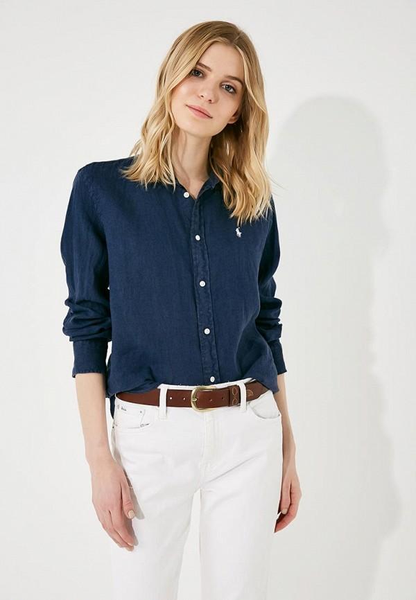 Рубашка Polo Ralph Lauren Polo Ralph Lauren PO006EWYYV17 кеды polo ralph lauren polo ralph lauren po006ampzv77