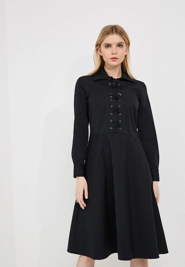 Купить Платье Polo Ralph Lauren, PO006EWYYW39, черный, Весна-лето 2018