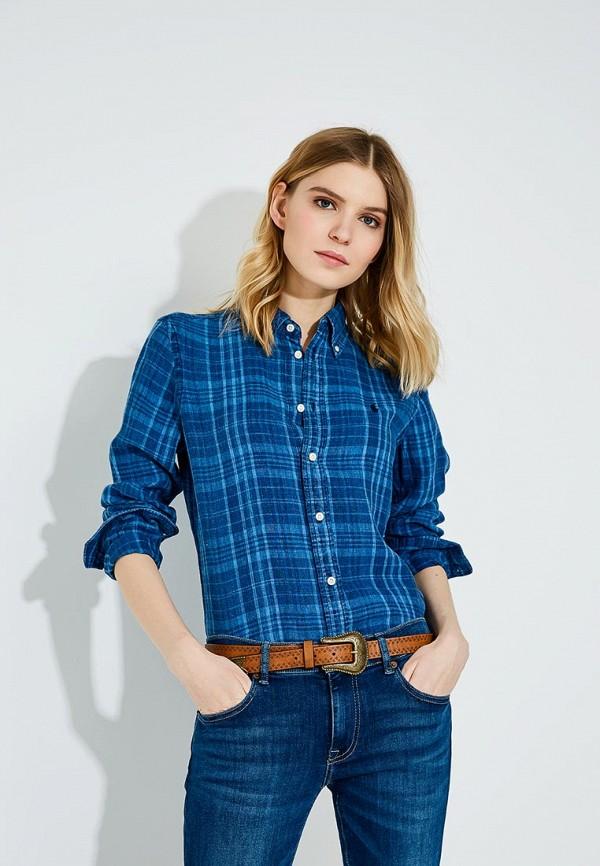 Рубашка Polo Ralph Lauren Polo Ralph Lauren PO006EWYYX66 тапочки polo ralph lauren polo ralph lauren po006akwhu35