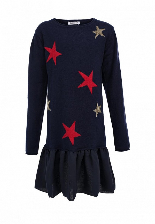 Повседневное платье 3 Pommes 3G30024: изображение 1
