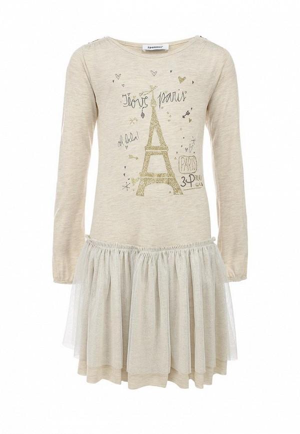 Повседневное платье 3 Pommes 3G30134: изображение 1