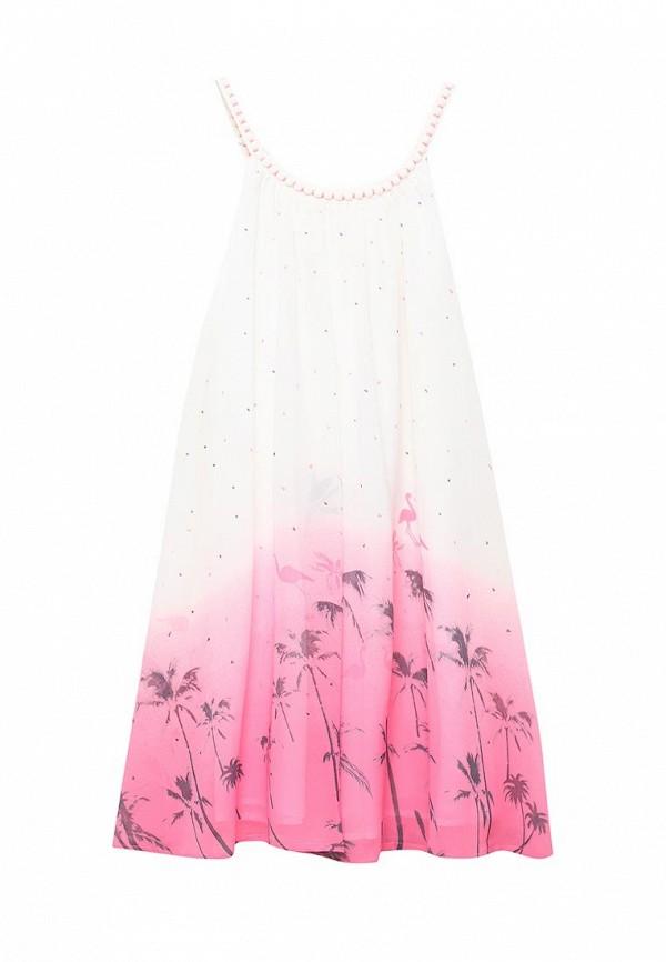 Купить платье или сарафан для девочки 3 Pommes белого цвета