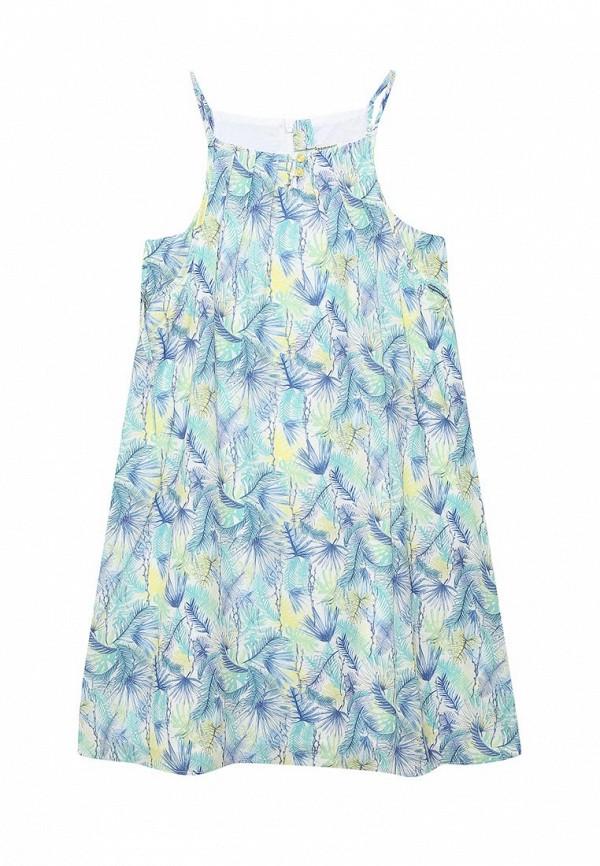 Купить платье или сарафан для девочки 3 Pommes разноцветного цвета