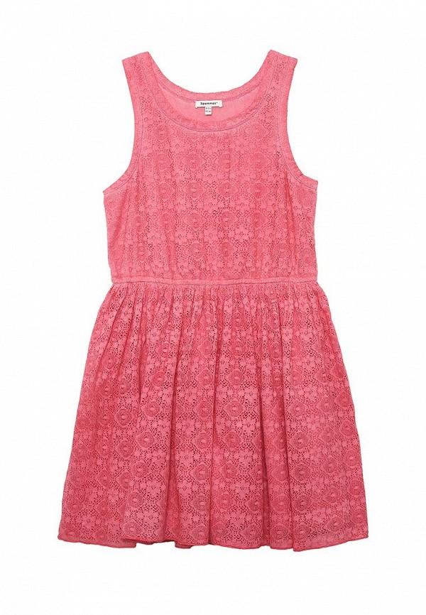 Купить Платье 3 Pommes кораллового цвета
