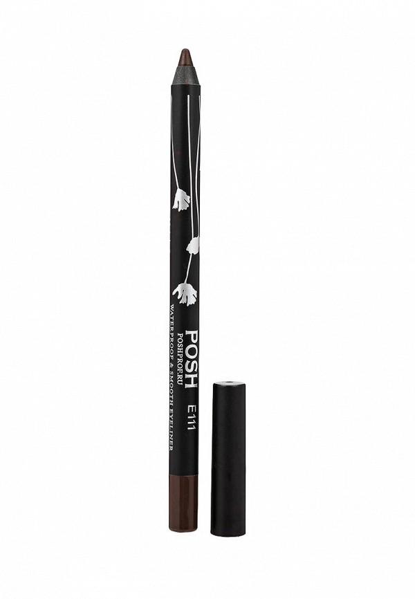 Карандаш для глаз Posh Posh PO021LWXZN30 posh карандаш для глаз темно горчичный e104