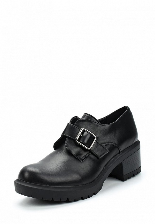 Фото - Ботинки Prendimi черного цвета