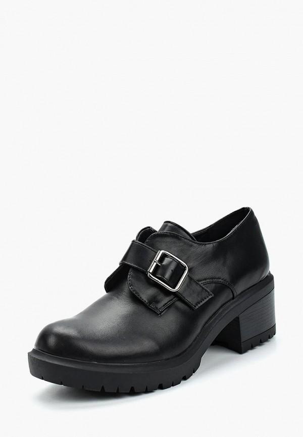 Фото 6 - Ботинки Prendimi черного цвета