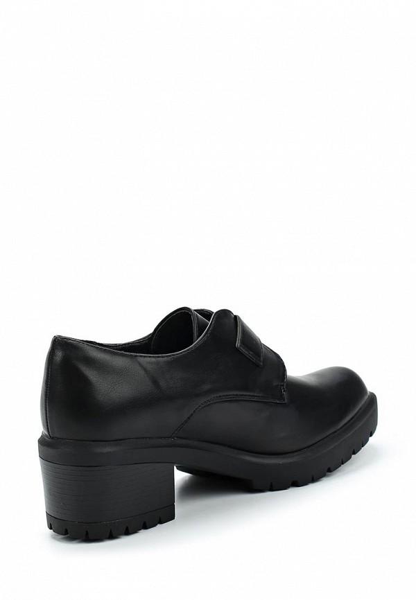 Фото 2 - Ботинки Prendimi черного цвета