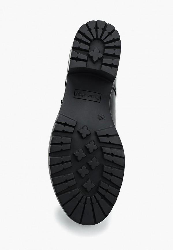Фото 8 - Ботинки Prendimi черного цвета