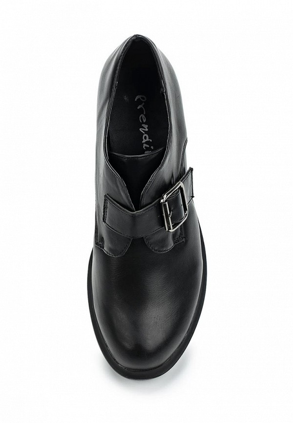 Фото 4 - Ботинки Prendimi черного цвета