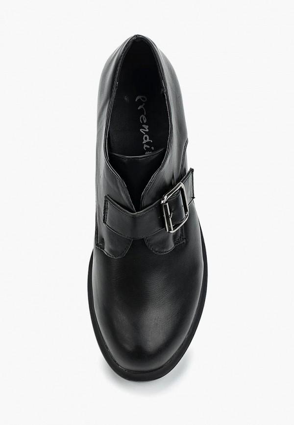 Фото 9 - Ботинки Prendimi черного цвета