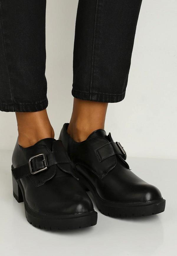 Фото 5 - Ботинки Prendimi черного цвета
