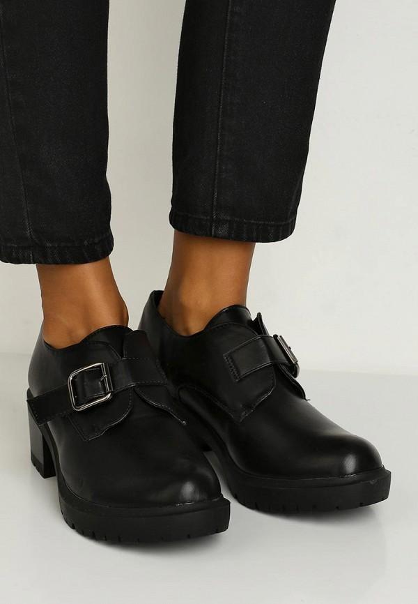 Фото 10 - Ботинки Prendimi черного цвета