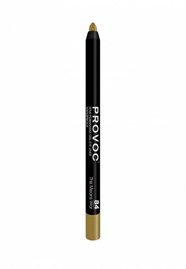 Карандаш для глаз Provoc Provoc PR031LWZYH38 карандаш для глаз provoc provoc pr031lwzyh34