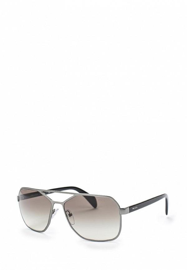 Мужские солнцезащитные очки Prada 0PR 54RS