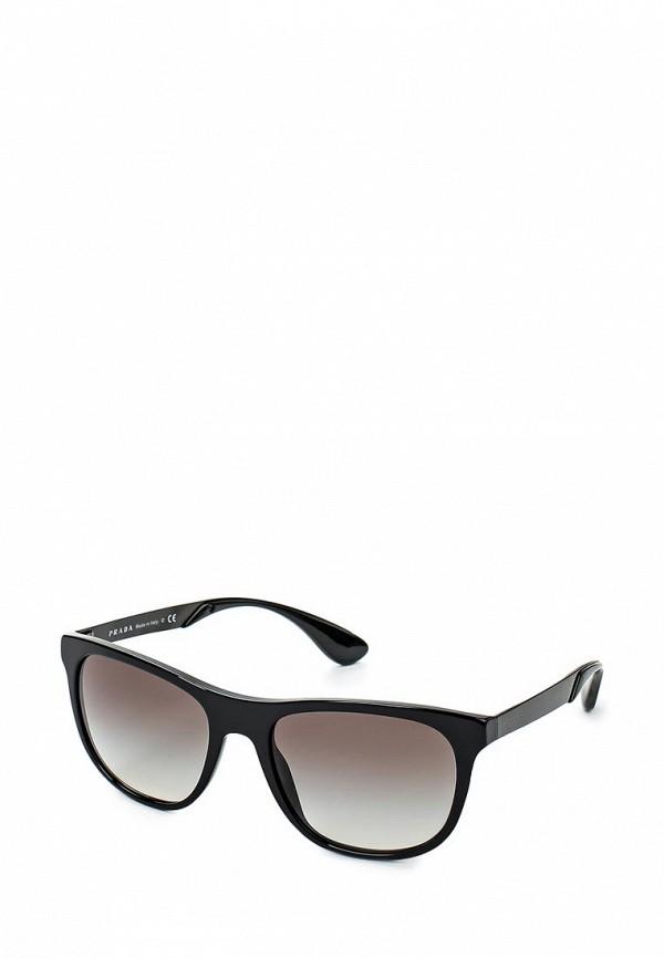Очки солнцезащитные Prada Prada PR040DMHFI71 очки солнцезащитные prada prada pr040dmsuk35