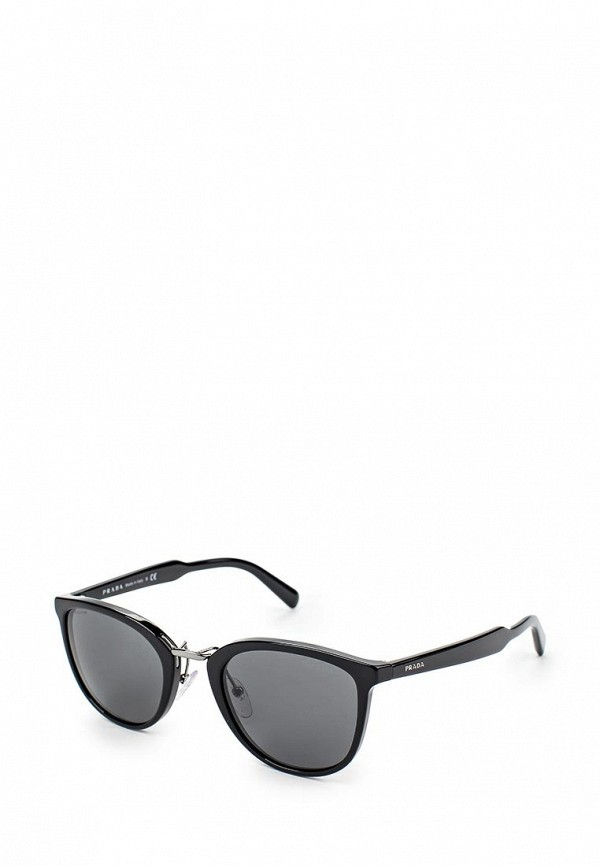 где купить  Очки солнцезащитные Prada Prada PR040DMOWW10  по лучшей цене
