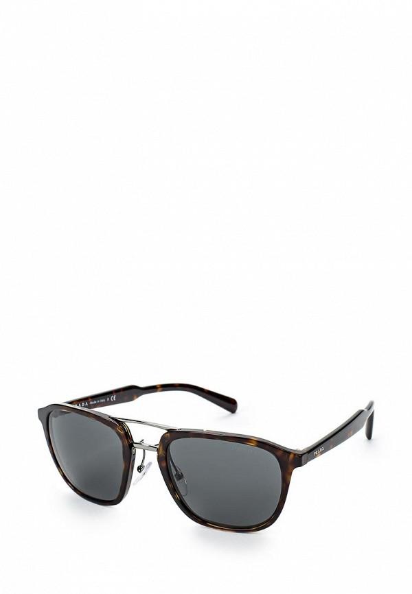 Очки солнцезащитные Prada Prada PR040DMSUK35