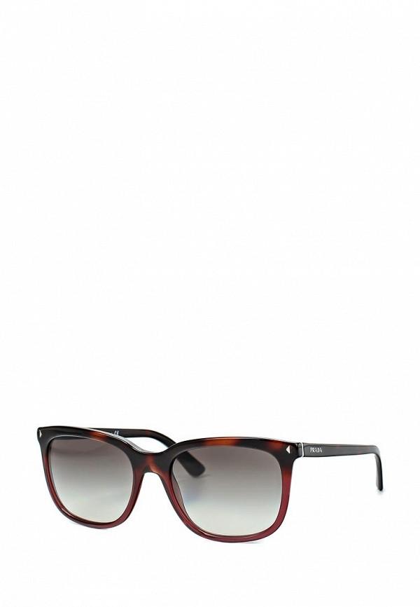 Очки солнцезащитные Prada Prada PR040DUDPY70 смеситель для душа argo 35 06p olimp white однорычажный