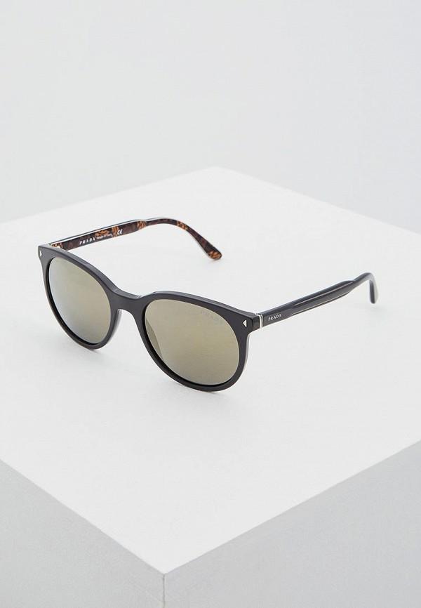 Очки солнцезащитные Prada Prada PR040DUOXC59 очки солнцезащитные prada prada pr040dmsuk35