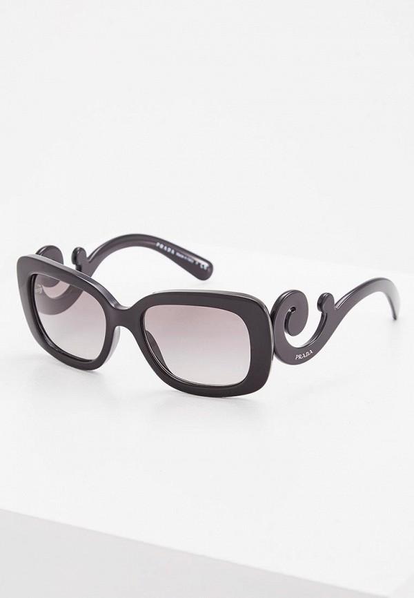 Очки солнцезащитные Prada Prada PR040DWDPZ06 очки солнцезащитные prada prada pr040dmsuk35