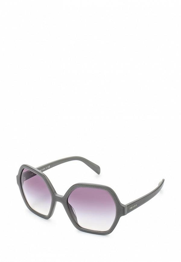 где купить  Очки солнцезащитные Prada Prada PR040DWHFI45  по лучшей цене