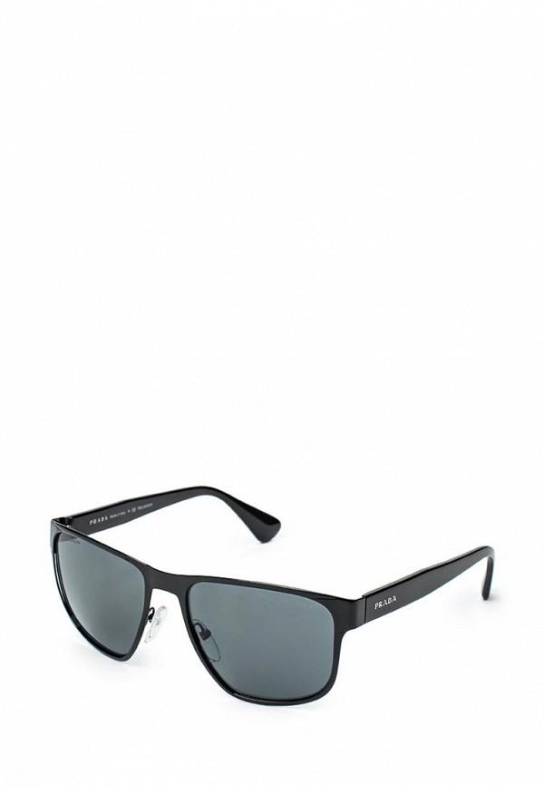 где купить  Очки солнцезащитные Prada Prada PR040DWHXF25  по лучшей цене