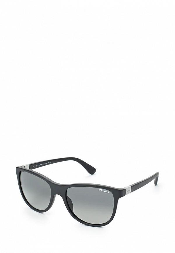 Очки солнцезащитные Prada Prada PR040DWHXF33 очки солнцезащитные prada prada pr040dmsuk35