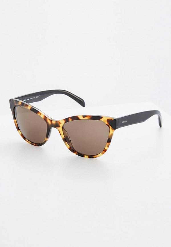 Очки солнцезащитные Prada Prada PR040DWOWW06 очки солнцезащитные prada prada pr040dmsuk35