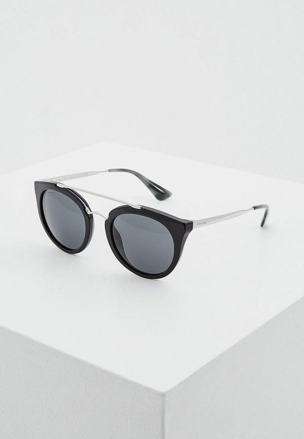 Очки солнцезащитные Prada Prada PR040DWOWW09 очки солнцезащитные prada prada pr040dmsuk35
