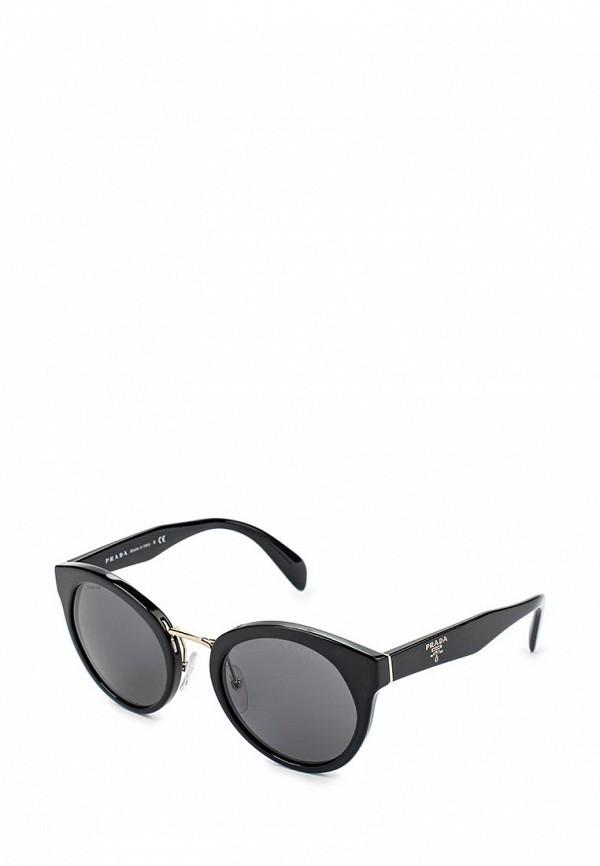 Очки солнцезащитные Prada Prada PR040DWOXC37 очки солнцезащитные prada prada pr040dwoxc37