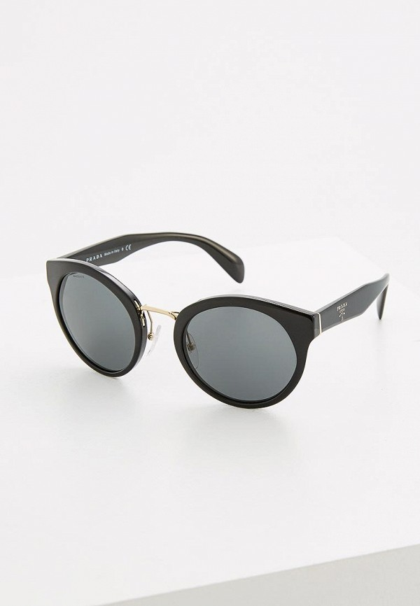 цены Очки солнцезащитные Prada Prada PR040DWOXC37