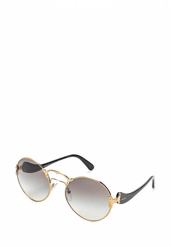 Очки солнцезащитные Prada Prada PR040DWOXC42 очки солнцезащитные prada prada pr040dmsuk35