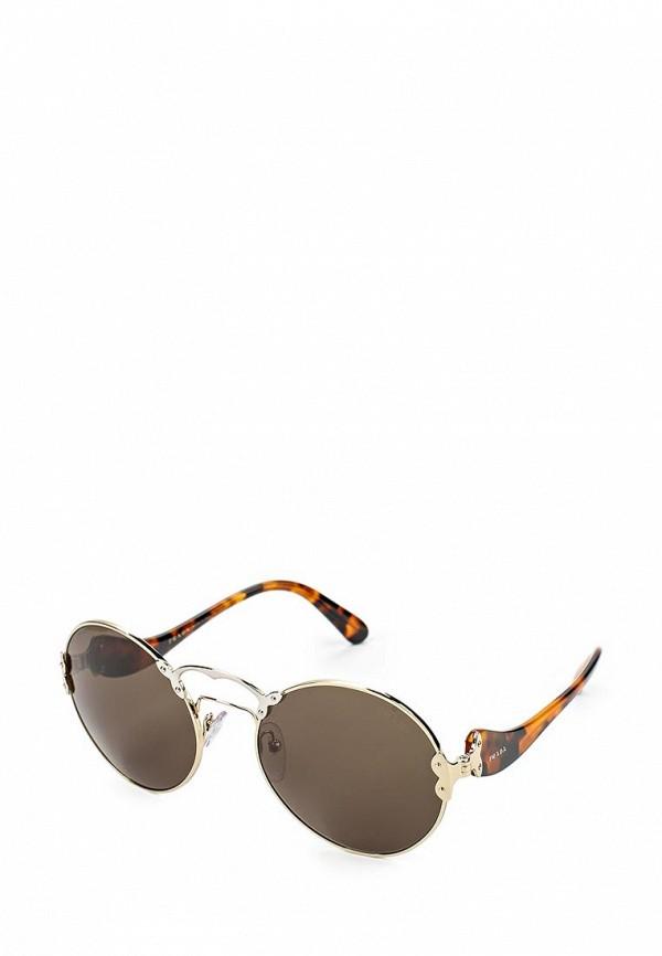 Очки солнцезащитные Prada Prada PR040DWOXC44 очки солнцезащитные prada prada pr040dmsuk35