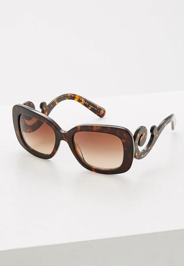 Очки солнцезащитные Prada Prada PR040DWPRY26
