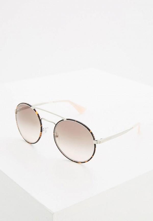Очки солнцезащитные Prada Prada PR040DWPRY33 очки солнцезащитные prada prada pr040dmsuk35