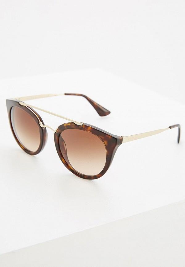Очки солнцезащитные Prada Prada PR040DWSUK27 очки солнцезащитные prada prada pr040dmsuk35