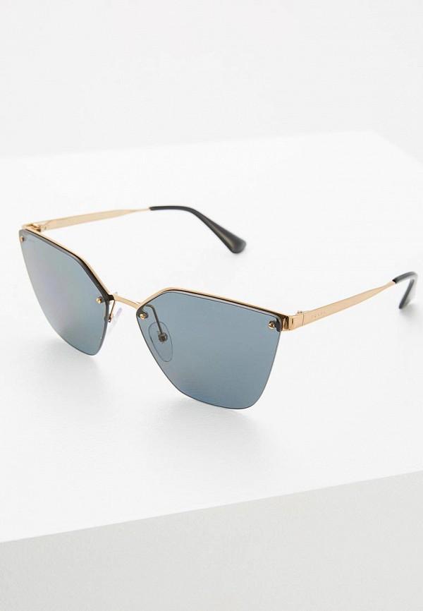 Очки солнцезащитные Prada Prada PR040DWZBV95 очки солнцезащитные prada prada pr040dmsuk35