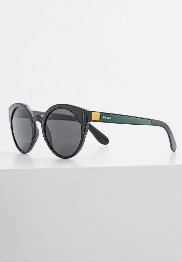 Очки солнцезащитные Prada Prada PR040DWZBW04 очки солнцезащитные prada prada pr040dmsuk35