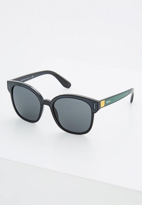 Очки солнцезащитные Prada Prada PR040DWZBW08 очки солнцезащитные prada prada pr040dweot91